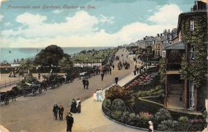 uk17292 promenade and gardens  clacton on sea uk