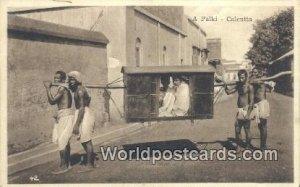 A Palki Calcutta, India Unused