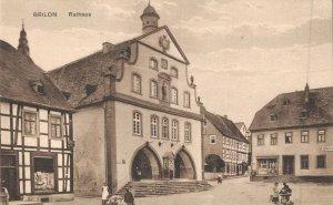 Germany Brilon Rathaus 04.79