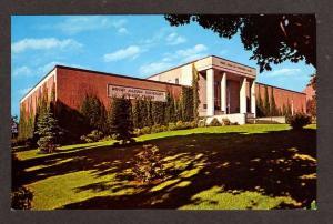 NB Mount Allison University Sackville New Brunswick Postcard Carte Postale PC