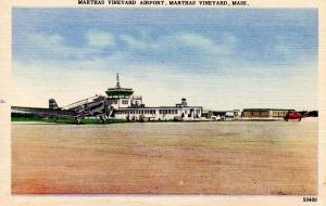MA - Martha's Vineyard. Airport