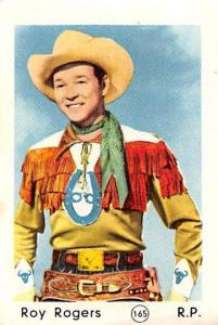 Movie Star Roy Rogers cowboy costume