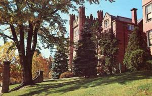 WV - Salem, Salem College Administration Building