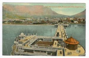 Open Air Concert Hall, Promenade Pier, Cape Town, South Africa, 1900-10s