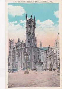 Pennsylvania Philadephia The Masonic Temple