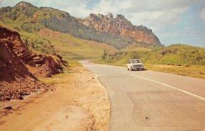 Barbados West Indies Post card Old Vintage Antique Postcard East Coast Road P...