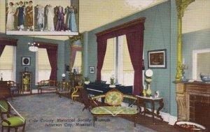Cole County Historical Society Museum Jefferson City Missouri