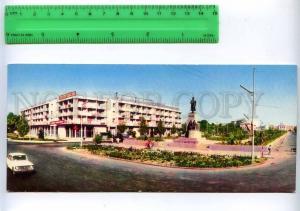228782 Tajikistan Dushanbe Kuibyshev monument old postcard