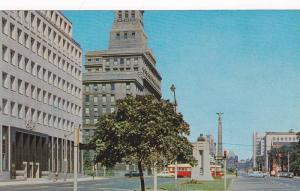 University Avenue, Toronto, Ontario, Canada, 40-60´s