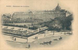 France Paris Esplanade des Invalides 01.73