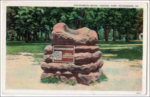 Pocahotas Basin, Central Park, Petersburg VA