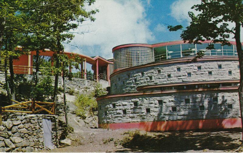 Aquarium, Biological Centre, SAINTE-FOY, Quebec, Canada, 40-60´