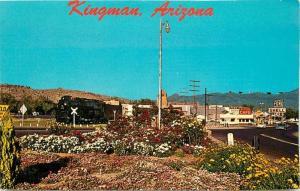 Autos 1950s Junction Route 66 -93 KINGMAN ARIZONA Petley Ford 3491 Shell