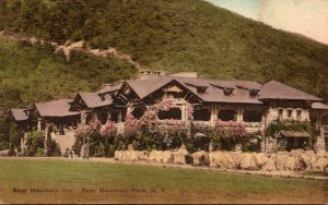 New York Bear Mountain Park Bear Mountain Inn 1934 Albertype