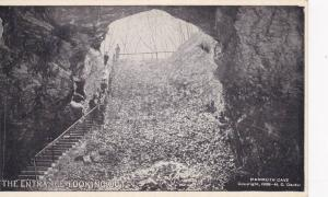 The Entrance looking out, Mammoth Cave, Kentucky,00-10s