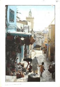 Tunisia Sousse Tunisie Street Shops Vases