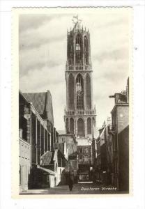 RP  UTRECHT , Netherlands, 40-50s   Domtoren