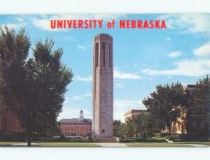 Unused Pre-1980 University Of Nebraska - Lincoln NE E0032