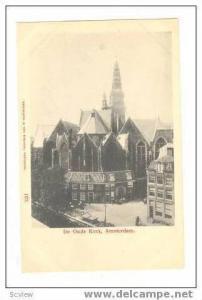 De Oude Kerk, Amsterdam, North Holland, pre-1907