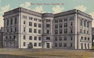 Illinois Danville New Court House