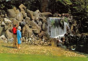 Netherlands Arnhem Waterval Park Sonsbeek Waterfall