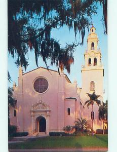 Unused Pre-1980 CHAPEL AT ROLLINS COLLEGE Winter Park Florida FL L8977
