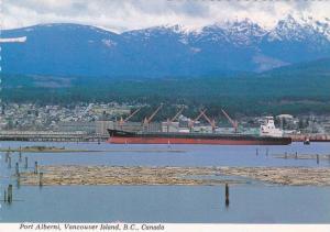 Mount Arrowsmith,  Port Alberni,  Vancouver Island,  B.C.,  Canada,  50-70s