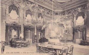 France Aix les Bains Villa des Fleurs Salle de Bacuara