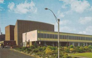 Gardens, Cleary Auditorium and Memorial Convention Hall, Windsor, Ontario, Ca...