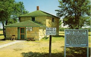 KS - Hays. Old Fort Hays