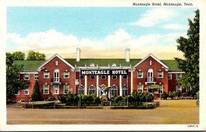 Tennessee Monteagle The Monteagle Hotel Curteich