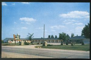 Darien Wisconsin County Line Motel US Hwy 14 WI Hwy 11
