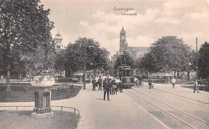 Groningen Holland Emmaplein Groningen Emmaplein