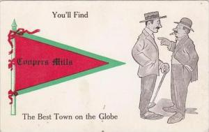 Maine BCoppers Mills You ll Find Coopers Mills The Beat Town On The Globe 1913