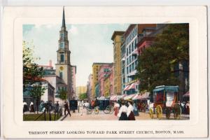 Tremont St., Boston MA