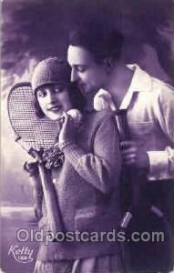 Tennis Postcard Postcards