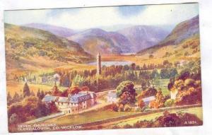 Seven Churches, Glendalough, Co. Wicklow, IRELAND, 00-10s
