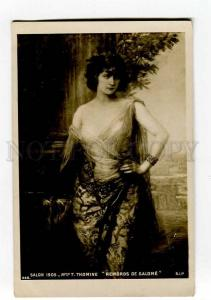 264061 Remorse of SALOME Belly Dancer by THOMINE Vintage SALON