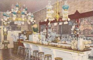 Nevada Virginia City The Famous Crystal Bar