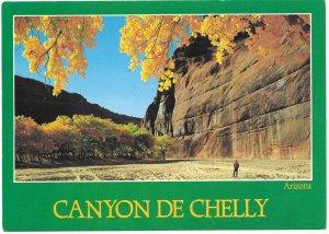 US Canyon de Chelly, Arizona. unused. Beautiful.