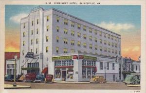 Dixie Hunt Hotel Gainesville Georgia