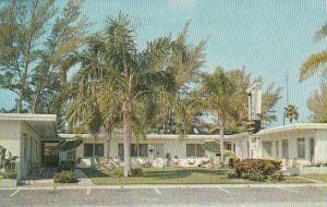 Florida Clearwater Beach Ricky Lyn Motel Apartments 1964