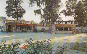 Florida St Augustine Old Sugar Mill & Snack Bar