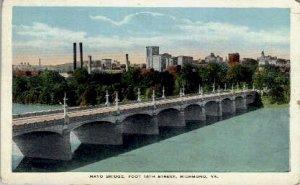 Mayo Bridge - Richmond, Virginia