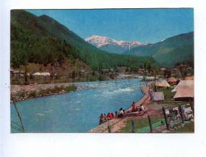 195385 INDIA KASHMIR Pahalgam old postcard