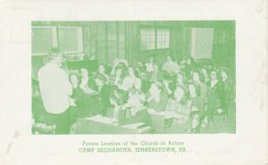 JENNERSTOWN , Pennsylvania , 1940-50s ; Camp Sequanota