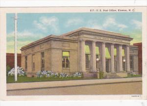 Post Office , KINSTON , North Carolina , 1920-30s