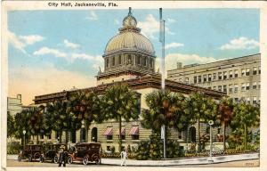 FL - Jacksonville. City Hall