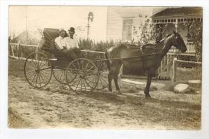 Horse Drawn Carriage RPC