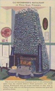 Pennsylvania Philadelphia Old Bookbinders Restaurant 123 Watnut Street